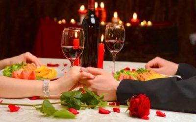 Como hacer de tu Cena Romántica, la más especial y relajante.